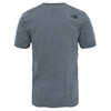 The North Face Easy t-shirt Heren grijs